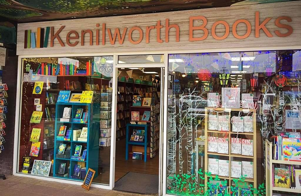 About | Kenilworth Books